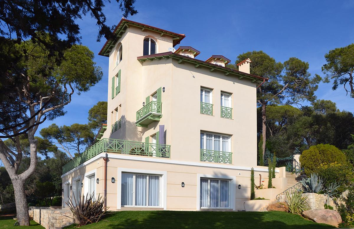Villa Le Bois Dormant
