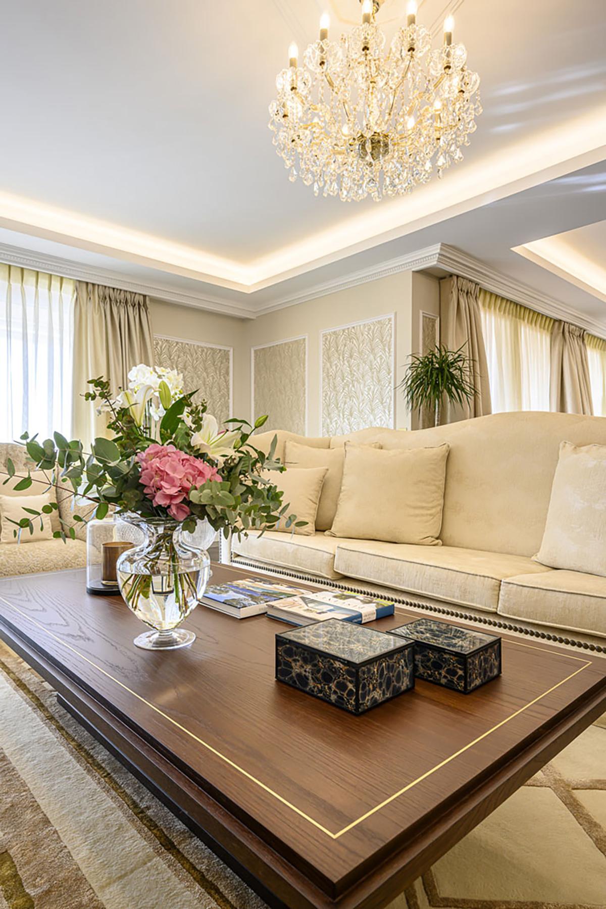 Appartement de Rome